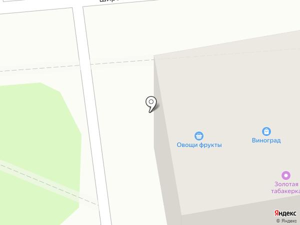 Блинная горка на карте Ижевска