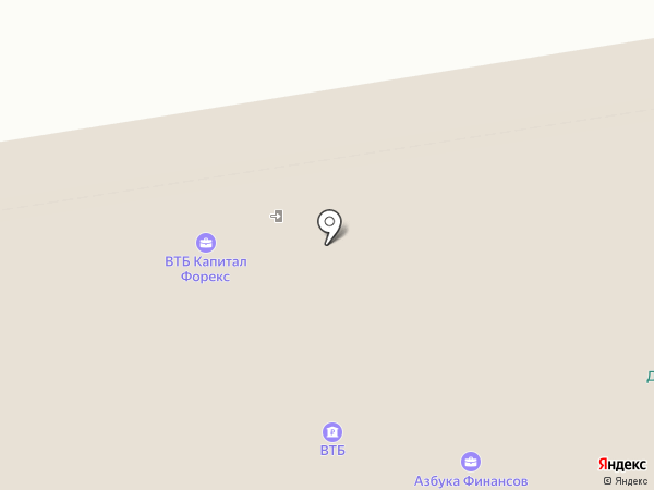 Банкомат, Банк ВТБ 24, ПАО на карте Ижевска