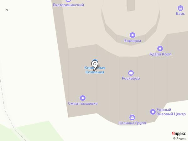 Ростфинанс на карте Ижевска