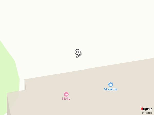 Магазин постельного белья на карте Ижевска
