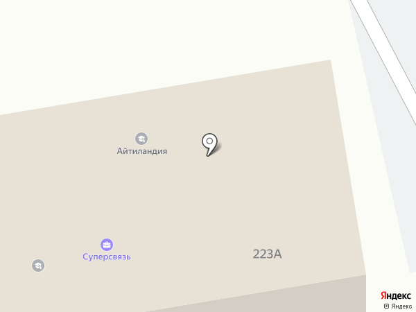 Nota на карте Ижевска