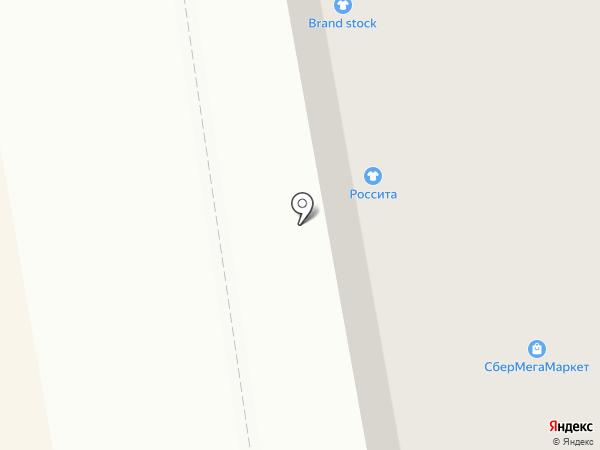 Олсарри на карте Ижевска