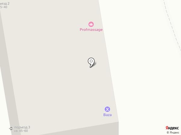 МА-центр на карте Ижевска