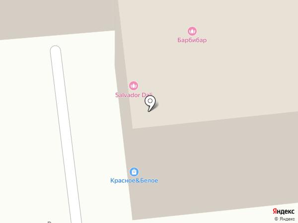Комфортлайн на карте Ижевска