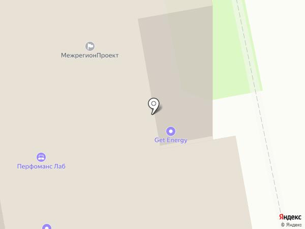 Инфоград на карте Ижевска