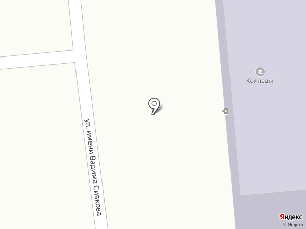 Камский институт гуманитарных и инженерных технологий на карте Ижевска