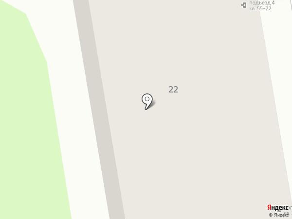 Служба заказа автобусов на карте Ижевска