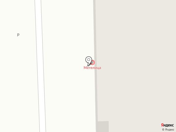 Ойлтранс на карте Ижевска