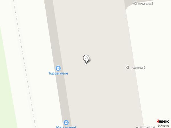 ЛедиМама на карте Ижевска