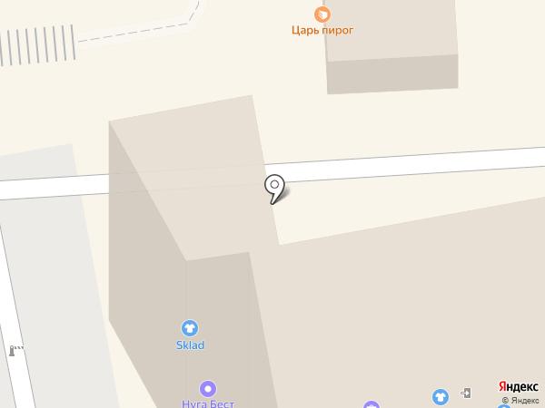 Эстет на карте Ижевска