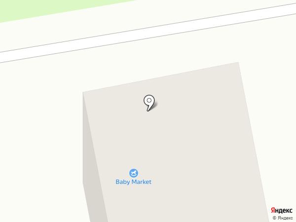 F`ORTO на карте Ижевска