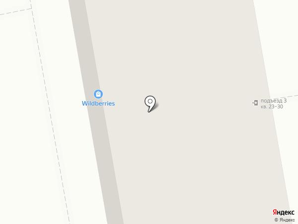 Барин на карте Ижевска