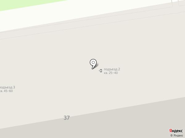 Фаворит на карте Ижевска
