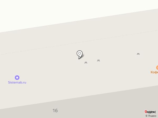 Pixel на карте Ижевска