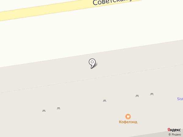 Салон оптики на карте Ижевска