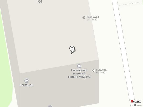 Интер-СтройГрупп на карте Ижевска