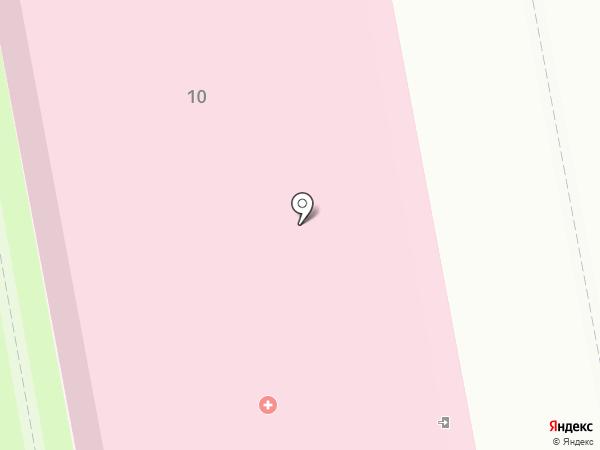 Детский травмпункт на карте Ижевска