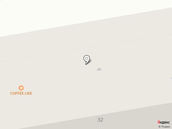 Хаски Кофе на карте Ижевска