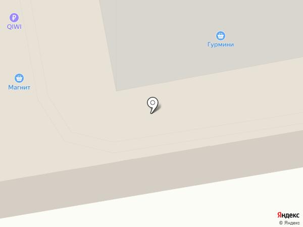 Платформа на карте Ижевска