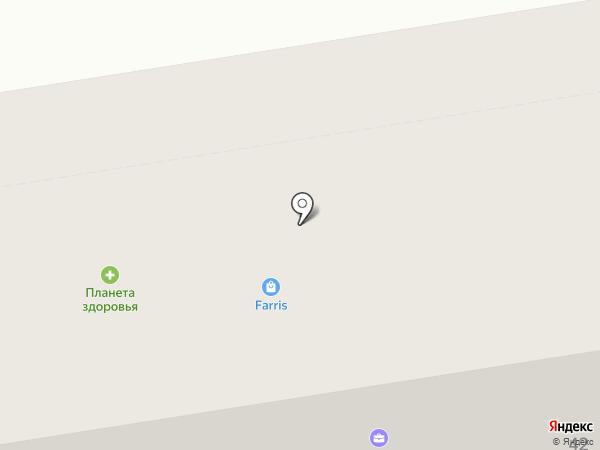 Инфоцентр Тройка на карте Ижевска