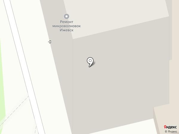 Alett на карте Ижевска