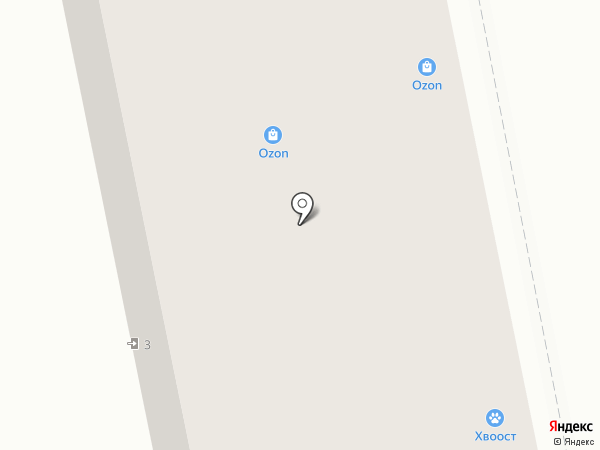 Уникум на карте Ижевска