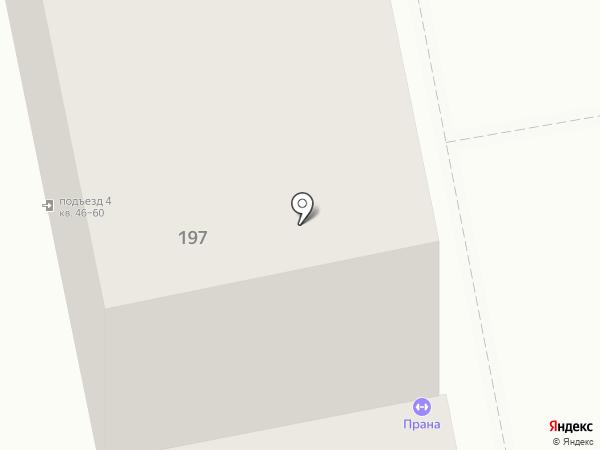Макс-ойл на карте Ижевска
