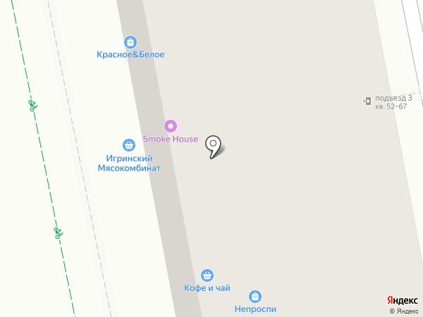 Релиз на карте Ижевска