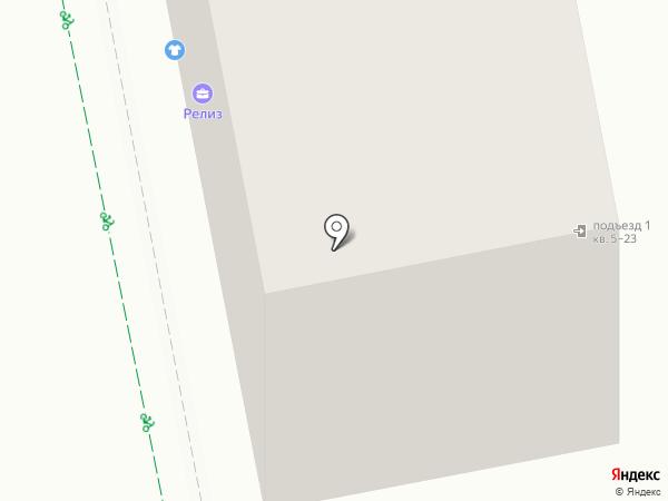 Bagrin на карте Ижевска