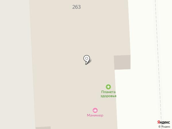 Профи Сервис на карте Ижевска