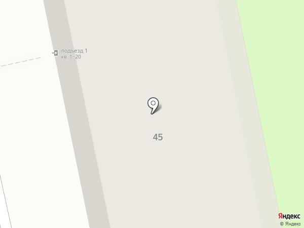 CRM5 на карте Ижевска