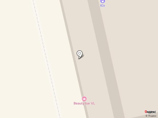 BEAUTY BAR VL на карте Ижевска