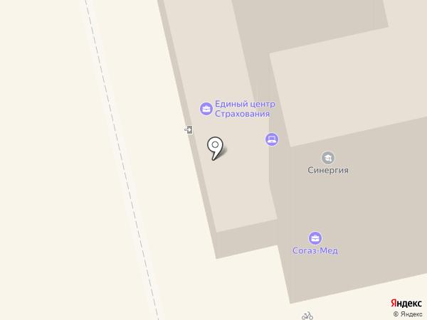Митино на карте Ижевска