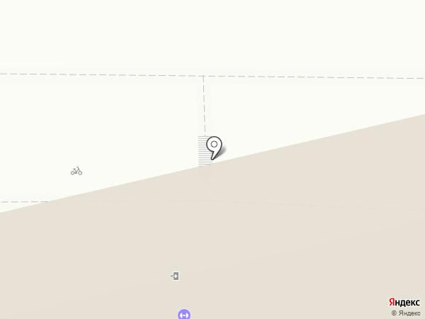 Удмуртский государственный университет на карте Ижевска