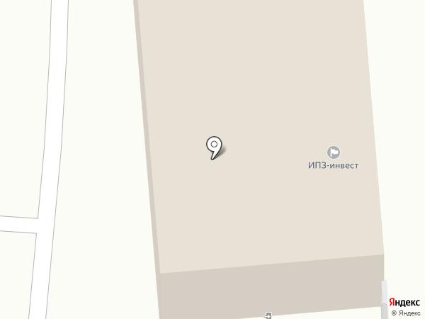 ИПЗ-Инвест на карте Ижевска