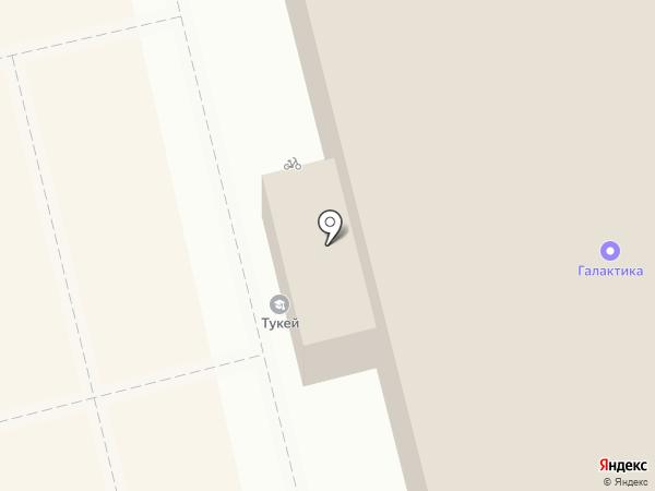 Smart-design на карте Ижевска
