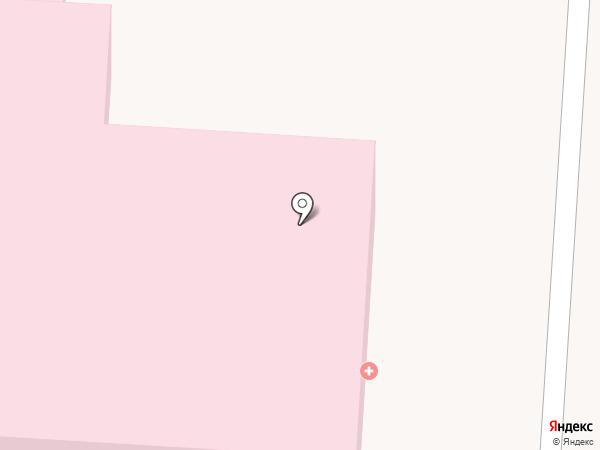 Республиканская клиническая туберкулезная больница на карте Ижевска