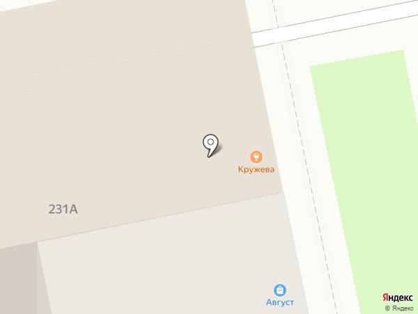 Этажи на карте Ижевска