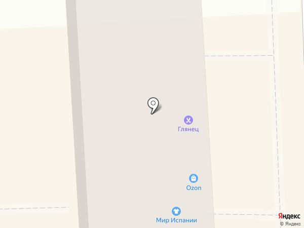 Elegant на карте Ижевска