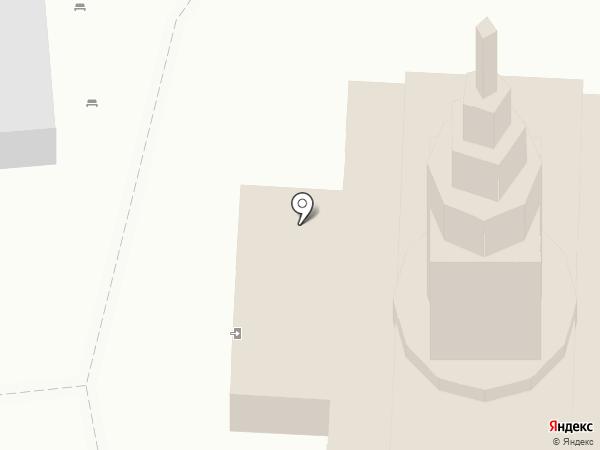 Свято-Троицкий собор на карте Ижевска
