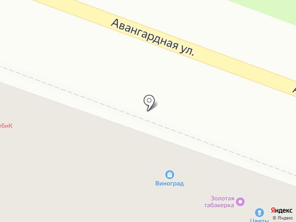 СОЮЗ, КПК на карте Ижевска