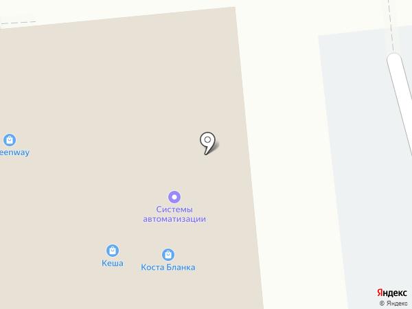 Пронтера на карте Ижевска