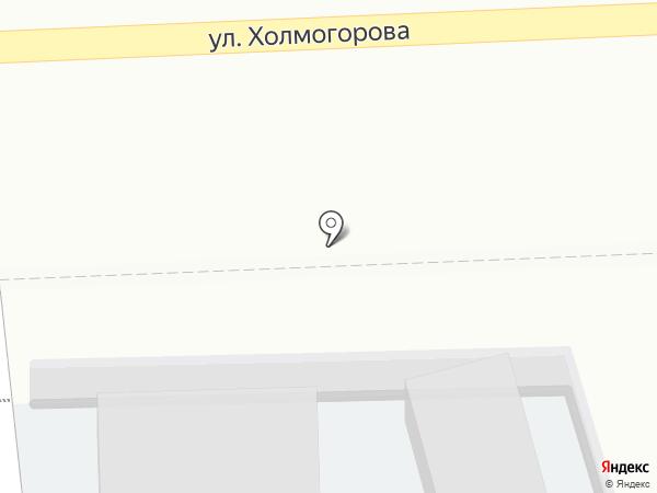 Вираж на карте Ижевска