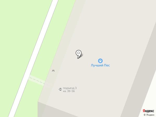 Ростап на карте Ижевска