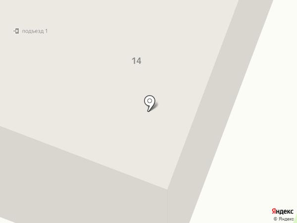 ЖЭУ №10 на карте Ижевска