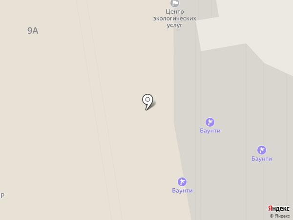 ДС Трекинг на карте Ижевска