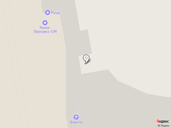 Ниагара, ТСЖ на карте Ижевска