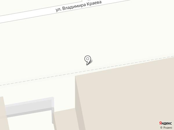 ВЕКТРА на карте Ижевска
