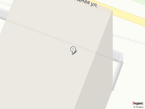 Магазин женской и детской одежды на карте Ижевска