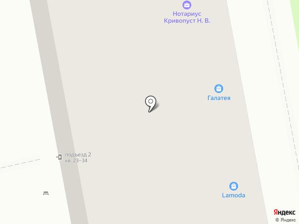 Тусбуй-фото на карте Ижевска